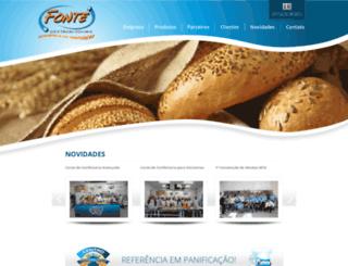 fontedistribuidora.com.br screenshot