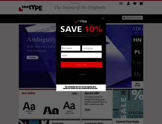 fontstock.net screenshot