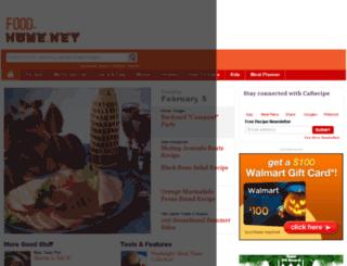 food-home.net screenshot
