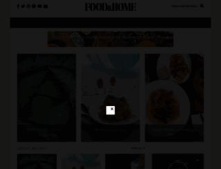 foodandhome.co.za screenshot