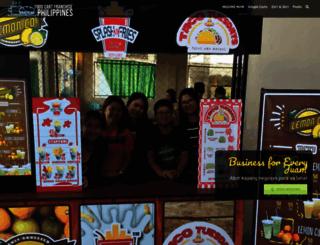 foodcartfranchisephilippines.com screenshot