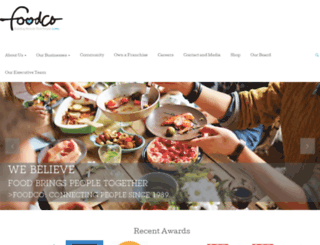 foodco.com.au screenshot