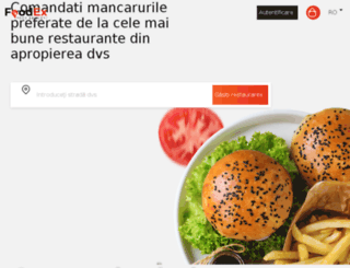 foodex.com screenshot