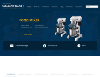 foodmachineplus.com screenshot