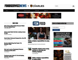 foodservicenews.net screenshot