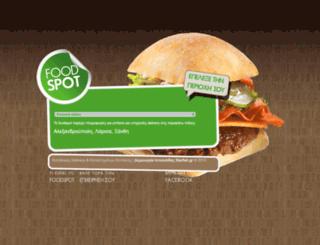 foodspot.gr screenshot