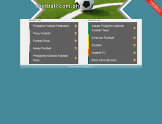 football.com.ph screenshot