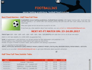 football365.sportal.tips screenshot