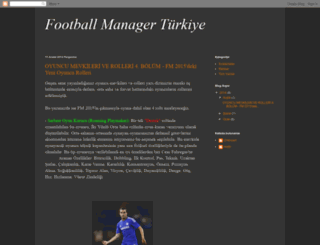footballmanagerblogtr.blogspot.com.tr screenshot