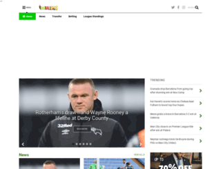 footballnus.com screenshot