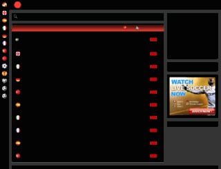 footballstreamings.com screenshot