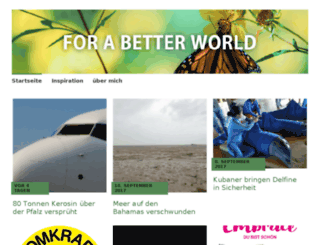 forabetterworldsite.com screenshot