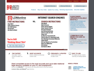 forandaboutlaw.com screenshot