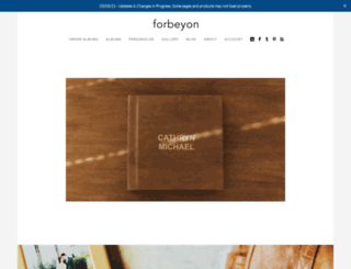 forbeyon.com screenshot