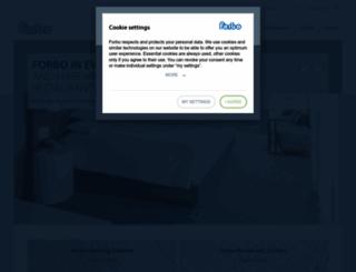 forbo.com screenshot