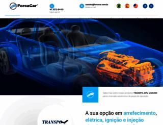 forcecar.com.br screenshot