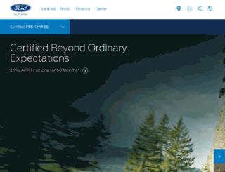 fordcpo.com screenshot