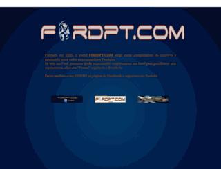 fordpt.com screenshot