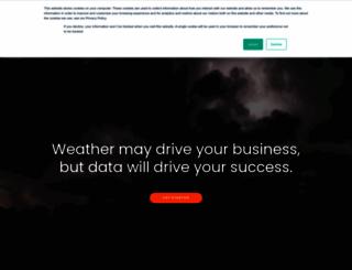 forecastwatch.com screenshot