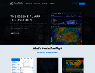 foreflight.com screenshot