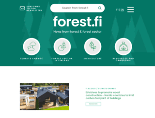 forest.fi screenshot