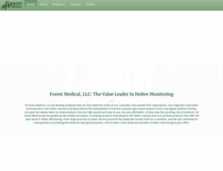 forestmedical.com screenshot