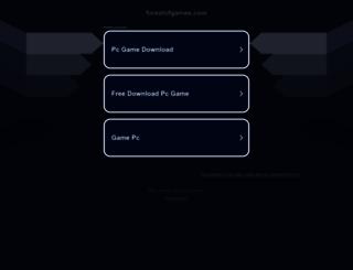 forestofgames.com screenshot