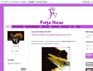 forjaideas.com screenshot