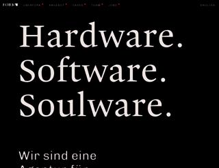 fork.de screenshot