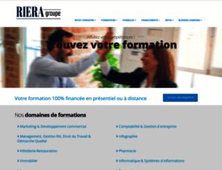 form-azur.fr screenshot