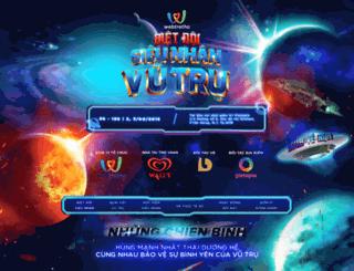 form.webtretho.com.vn screenshot