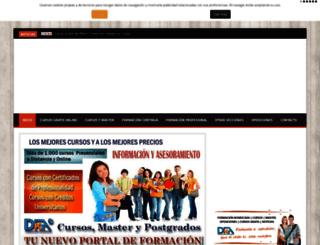 formacion-dka.es screenshot