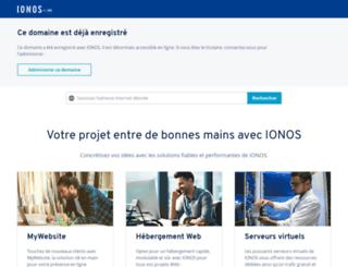 formation-bureautique.fr screenshot