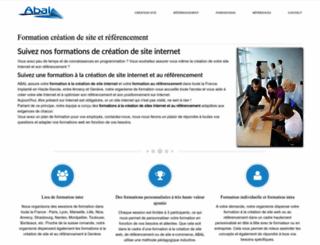 formation-creation.fr screenshot