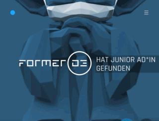 former03.de screenshot