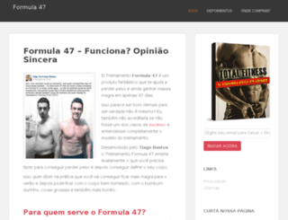 formula47download.com.br screenshot