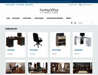 formyoffice.co.uk screenshot