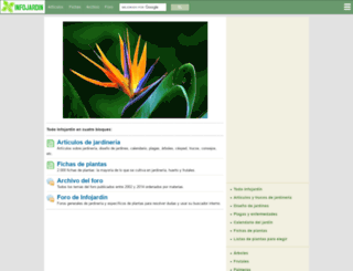 foroarchivo.infojardin.com screenshot