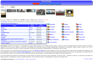 forocomun.com screenshot