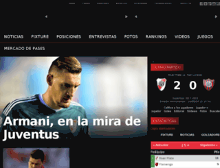 foros.riverplate.com screenshot