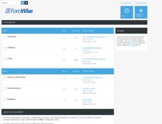 forowise.com screenshot