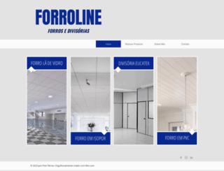 forroline.com.br screenshot