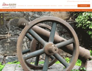 fortjadhavgadh.com screenshot