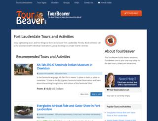 fortlauderdaletours.net screenshot