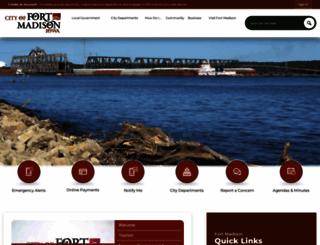 fortmadison-ia.com screenshot