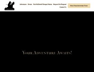 fortmcdowelladventures.com screenshot