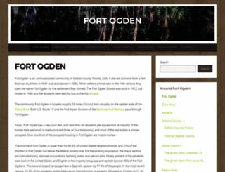 fortogden.com screenshot