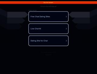 forum-borelioza.pl screenshot