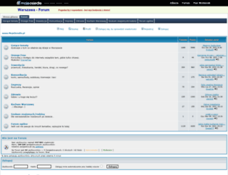 forum-warszawa.mojeosiedle.pl screenshot