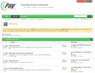 forum.1pay.vn screenshot